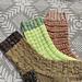 Thick Socks Three More Ways pattern