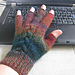 Cratchit Cable Braid Gloves pattern