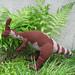 Parasaurolophus pattern