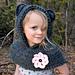 Zoey's Hooded Bear Cowl pattern