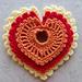Lacy Little Hearts pattern