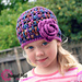 Summer Rose Beanie pattern