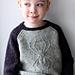 Spider Sweater pattern