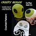 Creepy Beanie Earflap Add-On by Darleen Hopkins pattern