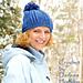 Blue Rivers Hat pattern