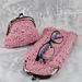 Pretty in Pink Eyeglass Case pattern