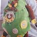 Dinosaur Backpack pattern