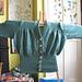 Wallis Pleated Cardigan pattern