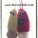 Sesame Street Fun Fur Characters pattern
