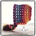 Star Flower Bonnet pattern