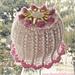 Little Miss Flower Beanie pattern