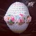 Cupcake Easter Egg pattern