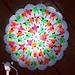 Dish Pan Pin Wheel pattern