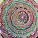 2020 Mandala pattern