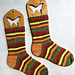 Debs Vanilla Sock Recipe pattern