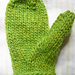 Any Gauge Mittens, Top Down pattern