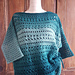Beach Waves Pullover pattern