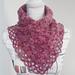 Chantilly Neck Warmer pattern