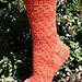 Ring of Fire Socks pattern