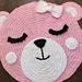 Little Bears Nursery Rugs pattern