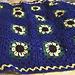 Sunflower Lap-Ghan pattern