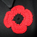 Rememberance Poppy pattern