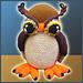 Horned Owl pattern