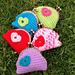 Cute easy crochet coin purse pattern