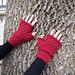 Amaliya Fingerless Mitts pattern