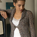 Frosted Espresso Cardigan pattern