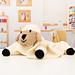 Babies Pram Lamb Blanket pattern