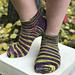 Zombee Socks pattern