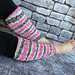 Truly Outrageous Legwarmers pattern