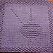 Yarn and Needles Dishcloth pattern