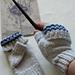 Titillandus mittens pattern