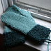 Bulky Flip Top Mitts pattern