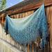 Summer Rain Shawl pattern