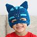 Catboy Mask Hat (PJ Masks) pattern