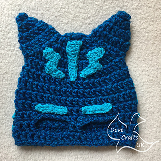 Ravelry: Catboy (Inspired by PJ Masks) pattern by Forever Worth ... | 320x320