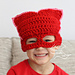Owlette Mask Hat (PJ Masks) pattern