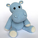 Little Hippo Timi pattern