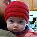 1-2-3 Baby Beanie pattern