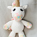 Ula Unicorn pattern