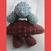 Hank l'ankylosaure pattern