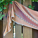 Floralie Shawl pattern
