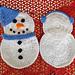 Brr Snowman Hot Pad pattern