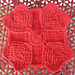 Dishcloth Love pattern