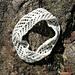 Chevron Lace Headband pattern