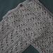 Lace Swirl Scarf pattern