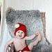 Julesett til baby / santa costume for baby pattern